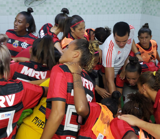 Em duelo de invictos, Flamengo/Marinha e São José medem forças
