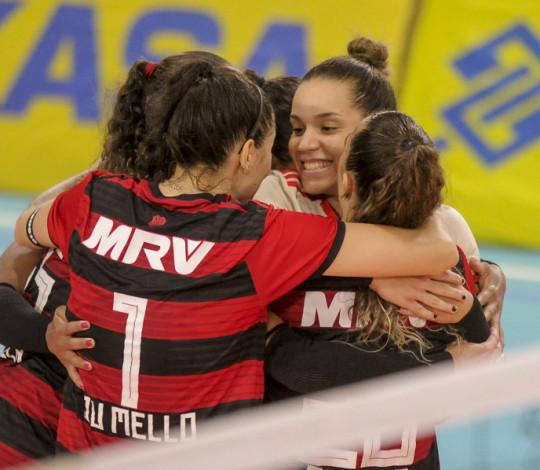 Reta final! Flamengo enfrenta Maringá nas semifinais da Superliga B