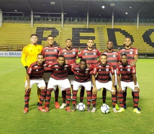 Sub-20 vence Real Ariquemes (RO) e leva vantagem para o segundo jogo das oitavas da Copa do Brasil