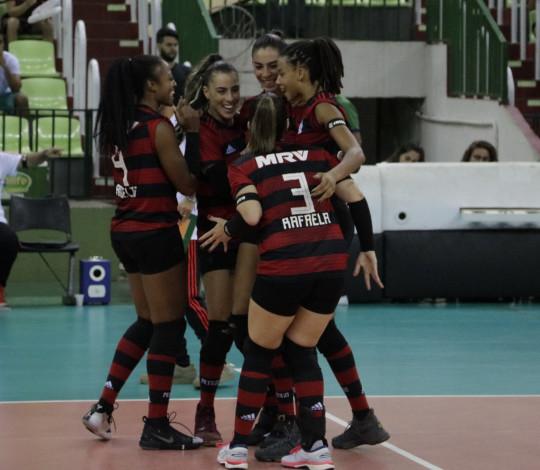 Primeiro passo! Flamengo vence o Maringá e fica a uma vitória da classificação para a Superliga