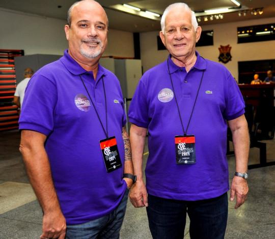 Chapa roxa de Sebastião Pedrazzi vence a eleição do Conselho Fiscal para o próximo triênio