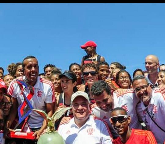 É campeão! Flamengo conquista a 1ª Etapa do Campeonato Estadual de Remo