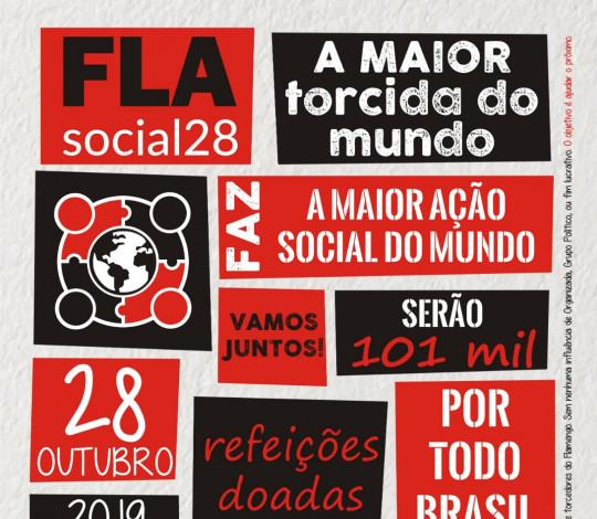 Flamengo promoverá doações de quentinhas junto às Embaixadas e Consulados