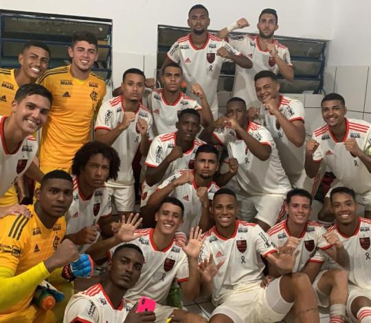 Dez! Sub-20 faz história em Rondônia e garante vaga nas quartas de final da Copa do Brasil