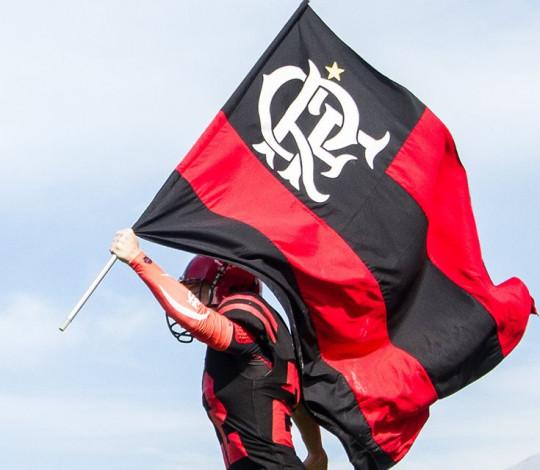 Flamengo Imperadores estreia contra América Big Riders