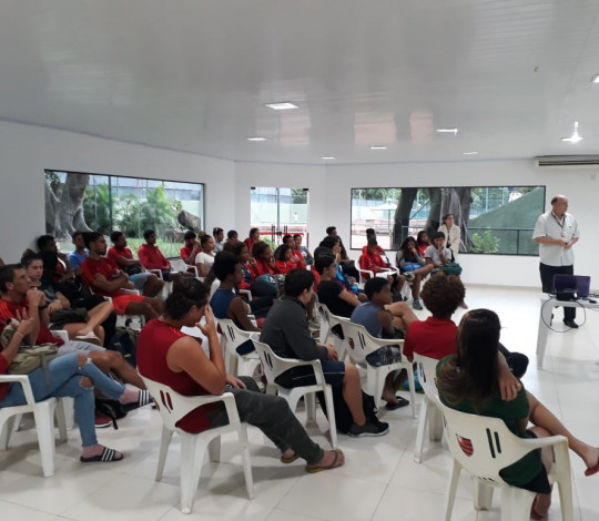 CUIDAR promove ação antidopagem e celebra o Dia do Jogo Limpo