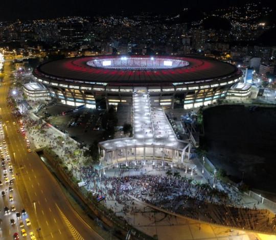 Em votação, CODE aprova por unanimidade participação rubro-negra na gestão do Maracanã