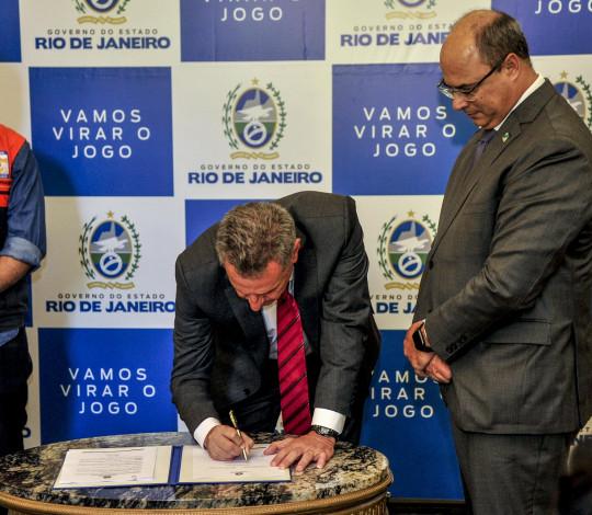 Governo do Rio oficializa permissão de uso do Maracanã a Flamengo e Fluminense