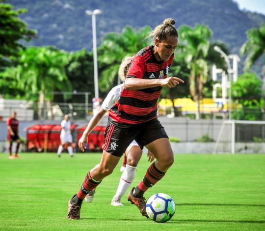 Flamengo/Marinha vence Audax-SP e emplaca quarta vitória seguida no Brasileirão Feminino