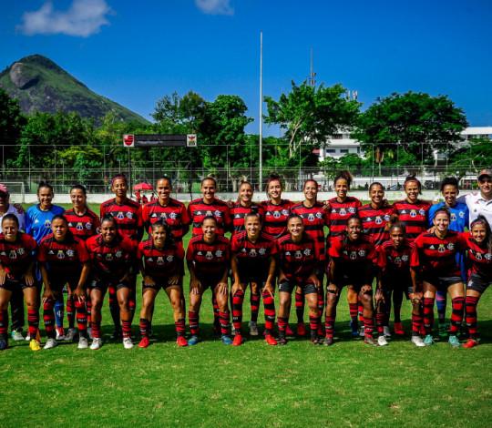 Flamengo/Marinha tem início arrasador no Brasileirão Feminino