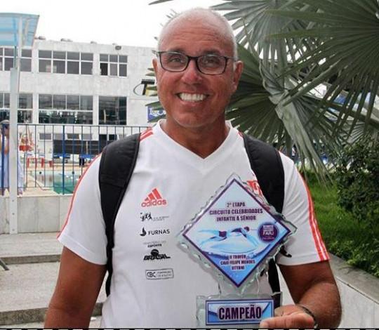 Flamengo é campeão da 2ª Etapa do Circuito Celebridades Infantil a Sênior de Natação