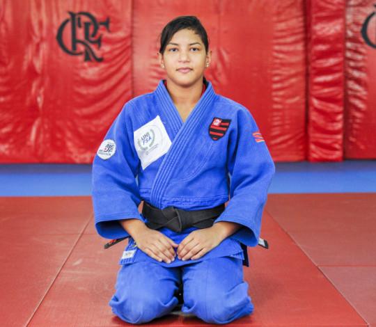 Sarah Menezes é convocada para a disputa do Pan-Americano de Judô