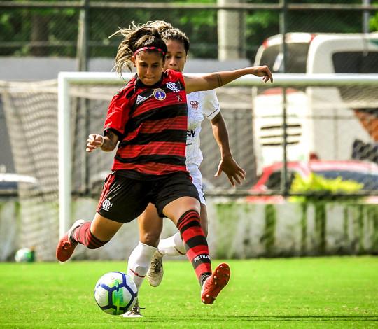 Flamengo/Marinha enfrenta Ponte Preta pelo Brasileiro Feminino