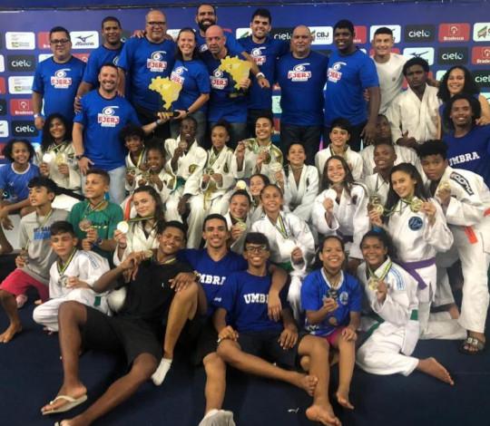 Rubro-negros conquistam grandes resultados no Campeonato Brasileiro Regional de Judô
