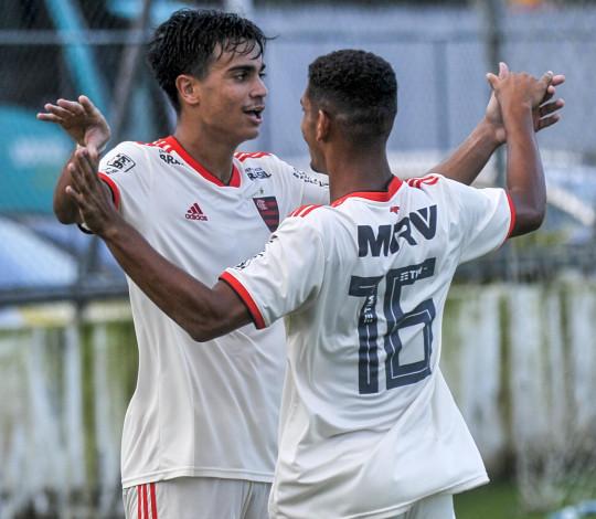 Sub-20 derrota o América na Gávea e soma mais três pontos na Taça Guanabara