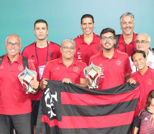 Flamengo termina em quinto lugar no Troféu Maria Lenk de Natação