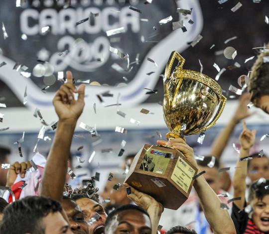 Em números: as estatísticas do Flamengo campeão Carioca