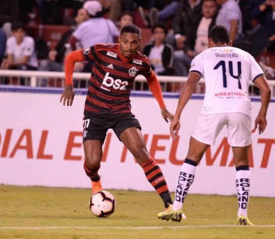Flamengo perde para a LDU por 2 a 1, em Quito