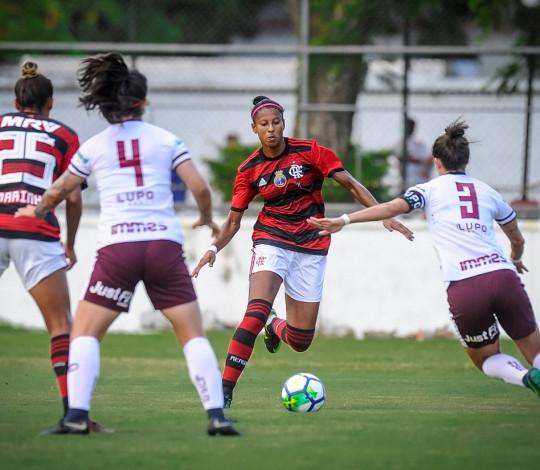 Flamengo/Marinha empata com a Ferroviária na Gávea