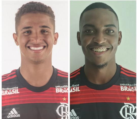 Luis Gustavo e Ramon são convocados para a Seleção Brasileira Sub-18