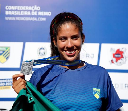 Rubro-negros conquistam medalhas no Sul-Americano de Remo Júnior e Sub-23