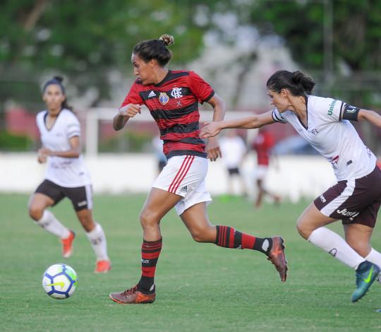 Flamengo/Marinha recebe Sport-PE pelo Brasileiro Feminino