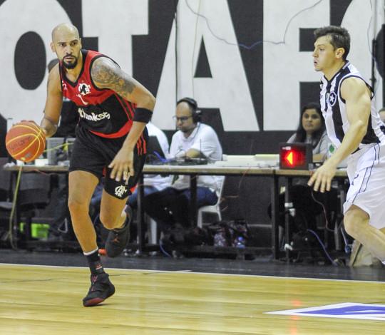 Semifinal definida: Flamengo enfrenta Botafogo pelo NBB