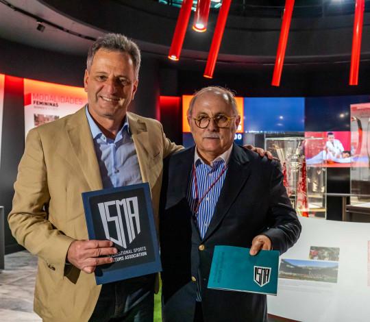 Flamengo entra na Associação Internacional de Museus Desportivos (ISMA)