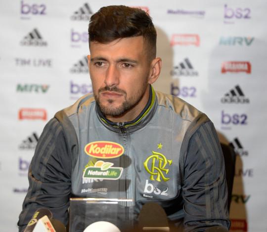 De Arrascaeta fala sobre jogo decisivo contra o Peñarol