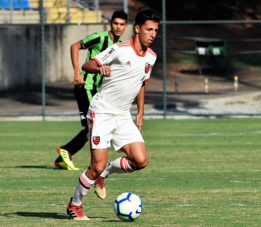 Sub-17 empata com América MG fora de casa pelo Campeonato Brasileiro