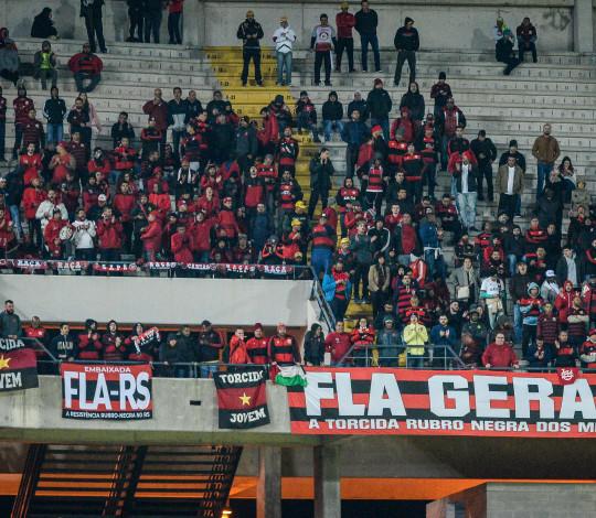 Flamengo destaca comportamento exemplar da Maior Torcida do Mundo no jogo contra Peñarol
