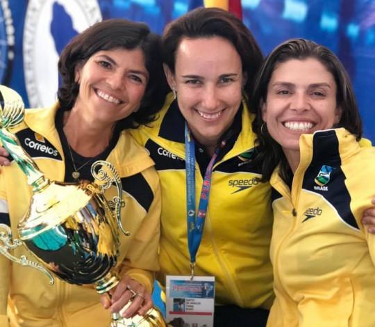 Roberta Perillier fala sobre preparação da Seleção Brasileira para o Mundial e Pan-Americano