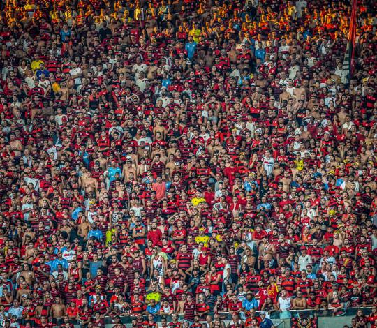 Flamengo bate recorde em audiência na TV e no ambiente digital