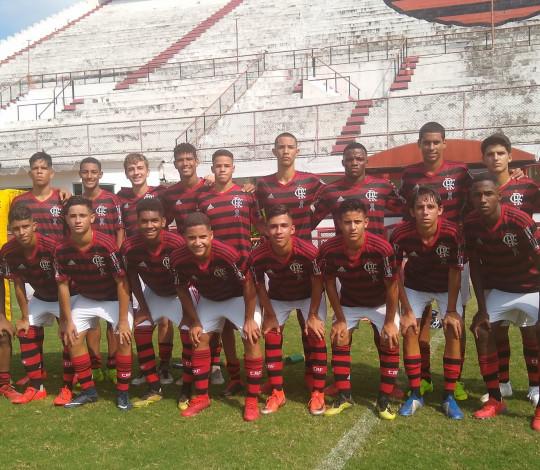 Sub-16 estreia com goleada diante do São Gonçalo no Torneio Guilherme Embry
