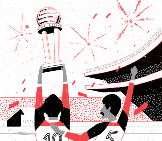 Futebol do Flamengo