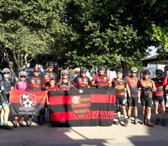 FLADAT promove 1º Passeio Ciclístico Rubro-Negro