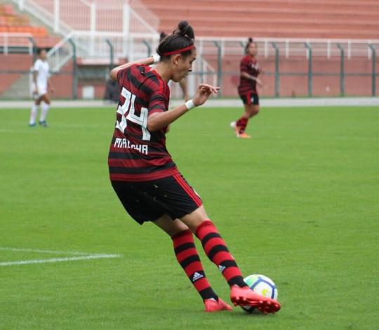 Flamengo/Marinha e Vitória medem forças pelo Brasileirão Feminino