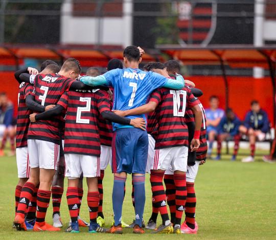 Em duelo no topo, Sub-17 enfrenta o Grêmio em Porto Alegre