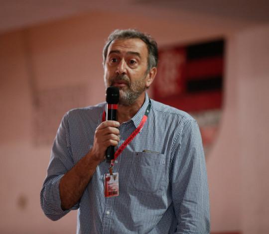 Marcelo Vido fala sobre o voleibol rubro-negro