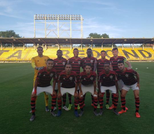 Sub-17 empata com o Internacional pelo Campeonato Brasileiro