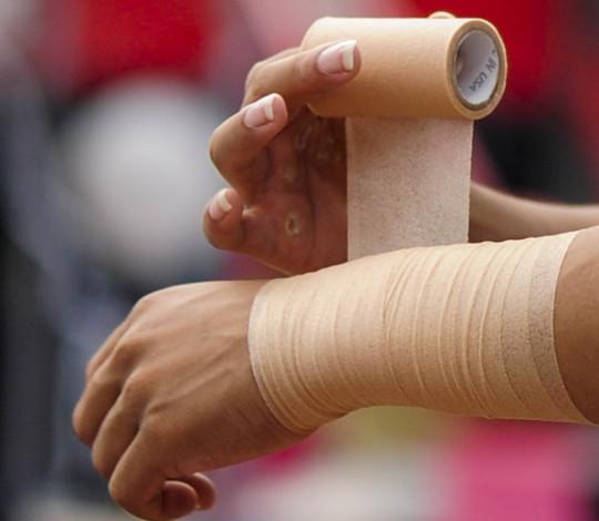 Rubro-negras da base disputam a 1ª Etapa do Torneio Estadual de Ginástica Artística