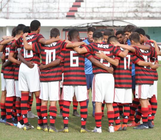 Sub-16 vence o Boavista e segue 100% no Torneio Guilherme Embry