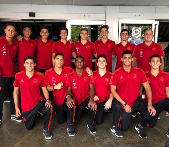 Flamengo está pronto para a estreia no Brasileiro Interclubes Sub-18 de Polo Aquático