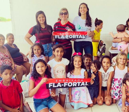 Dia das mães da Fla Fortal