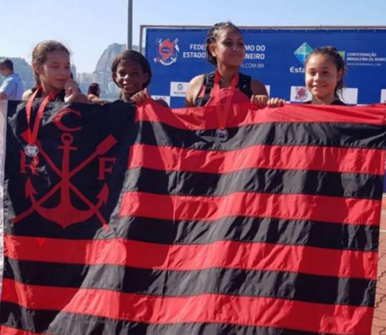 Flamengo conquista o título da 54ª Regata Remo do Futuro