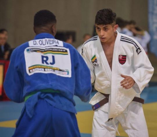 Cauan Salarini é convocado para a disputa do Pan-Americano Júnior de Judô