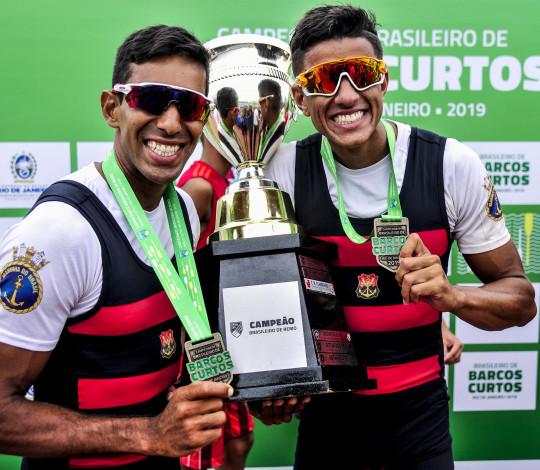 Quinze remadores do Flamengo são convocados para os Jogos Pan-Americanos