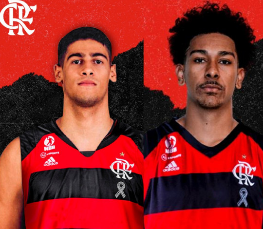 Pedro Nunes e Matheus Maciel fecham com o Flamengo