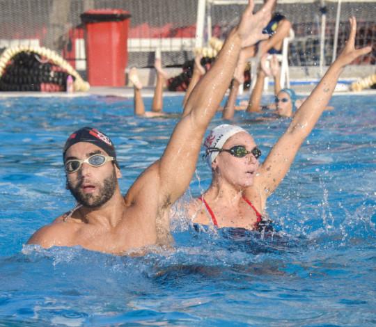 4º São Paulo Open agita o calendário do nado artístico rubro-negro
