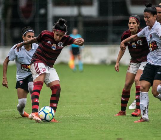 No retorno do Brasileirão Feminino, Flamengo/Marinha enfrenta Internacional